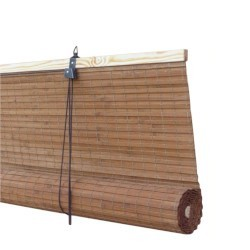 Made-to-measure bamboo blinds online