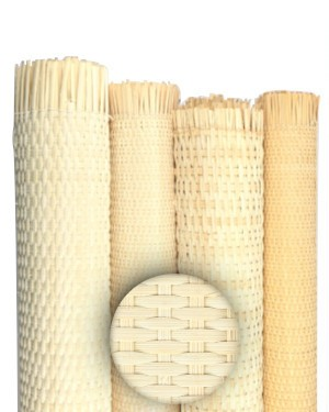 Cane webbing (none pitted) rattan mat
